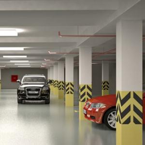 Автостоянки, паркинги Демидова
