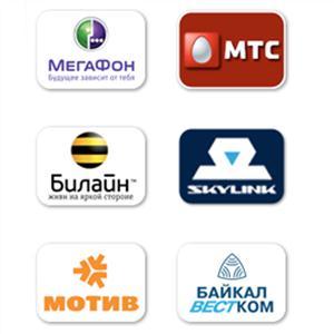 Операторы сотовой связи Демидова