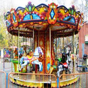 Парки культуры и отдыха Демидова