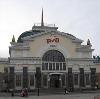 Железнодорожные вокзалы в Демидове