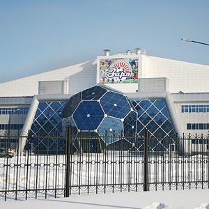 Спортивные комплексы Демидова