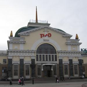 Железнодорожные вокзалы Демидова